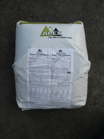 APEX Gal-Xe 'Enrich' Topdress Triple blend Soluble, slow and controlled release conponents